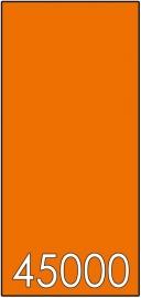 45000 X A3 Lang 14x29.7cm offset enkelzijdig full colour 135gr.