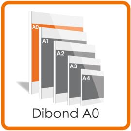 Dibond A0
