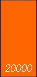 20000 X A4 Lang 14.8x42cm offset enkelzijdig full colour 135gr. glans