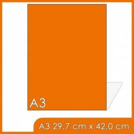 300 X A3 42x29.7cm digitaal dubbelzijdig full colour