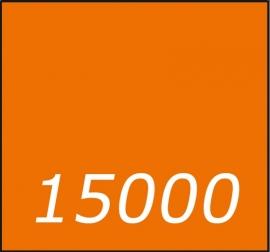 15000 X Vierkant 21x21cm  dubbelzijdig full colour 135gr.