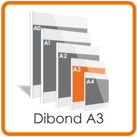 Dibond A3