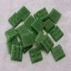"Glasmozaïek Basic Line 2 x 2 cm - Bright Green ""Sample"""