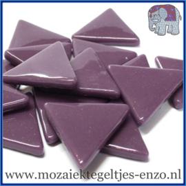 Glasmozaiek steentjes - Art Angles Gewoon - 29 mm - Enkele Kleuren - per 1 kilo - Deep Purple