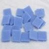 """Glasmozaïek Basic Line 2 x 2 cm - Sky Blue """"Sample"""""""