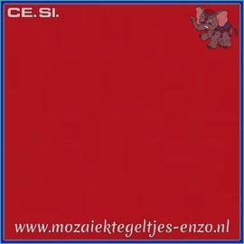 Buiten tegel Cesi - Mat Glanzend - 20 x 20 cm - per 1 stuk  - Op bestelling - Vermiglio