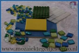 Mozaiek Pakket Rainbow Ice - Pakket 4