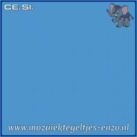 Buiten tegel Cesi - Mat Glanzend - 20 x 20 cm - per 1 stuk  - Op bestelling - Blue Electric