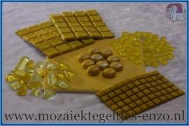 Mozaiek Kleur Pakket  Basic Line - Geel