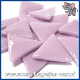 Glasmozaiek steentjes - Art Angles Normaal - 29 mm - Enkele Kleuren - per 1 stuk - Lilac