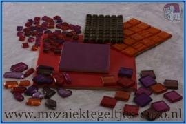 Mozaiek Pakket Rainbow Fire - Pakket 4