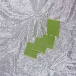 Sample - Binnen wandtegel Royal Mosa - Glanzend - 3,75 x 3,75 cm - per 1 stuk - Macaw Green 17900