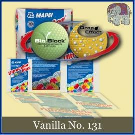 Voegmiddel - Mapei Ultracolor Plus - Binnen en buiten voegsel voor de mozaiek hobby - per 250 gram - Vanille/Vanilla No. 131