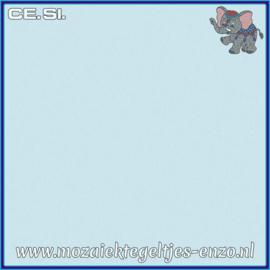 Buiten tegel Cesi - Mat Glanzend - 20 x 20 cm - per 1 stuk  - Op bestelling - Azzurro