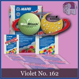 Voegmiddel - Mapei Ultracolor Plus - Binnen en buiten voegsel voor de mozaiek hobby - per 250 gram - Paars/Violet No. 162
