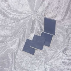 Sample - Binnen wandtegel Royal Mosa - Glanzend - 3,75 x 3,75 cm - per 1 stuk - Konings Blauw 16770