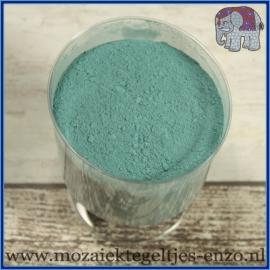 Voegmiddel - Mapei Ultracolor Plus - Binnen en buiten voegsel voor de mozaiek hobby - per 500 gram - Turquoise No. 171