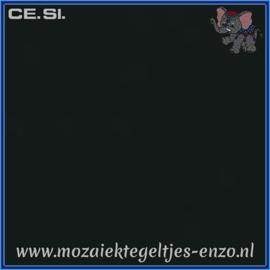Buiten tegel Cesi - Mat Glanzend - 20 x 20 cm - per 1 stuk  - Op bestelling - Nero