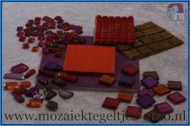 Mozaiek Pakket Rainbow Fire - Pakket 1