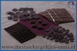 Mozaiek Kleur Pakket  Gold Line - Paars