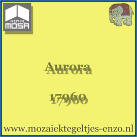 Binnen wandtegel Royal Mosa - Glanzend - 15 x 15 cm - per 1 stuk - Aurora 17960