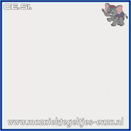 Buiten tegel Cesi - Mat Glanzend - 20 x 20 cm - per 1 stuk  - Op bestelling - Bianco