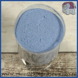 Voegmiddel - Mapei Ultracolor Plus - Binnen en buiten voegsel voor de mozaiek hobby - per 500 gram - Blauw/Space Blue No. 172