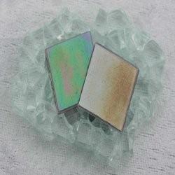 """- Nebula 2 x 2 cm - Amethyst-""""S"""""""