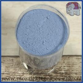Voegmiddel - Mapei Ultracolor Plus - Binnen en buiten voegsel voor de mozaiek hobby - per 250 gram - Blauw/Space Blue No. 172