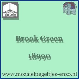 Binnen wandtegel Royal Mosa - Glanzend - 15 x 15 cm - per 1 stuk - Brook Green 18990