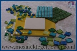 Mozaiek Pakket Rainbow Ice - Pakket 2
