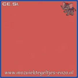 Buiten tegel Cesi - Mat Glanzend - 20 x 20 cm - per 1 stuk  - Op bestelling - Corallo