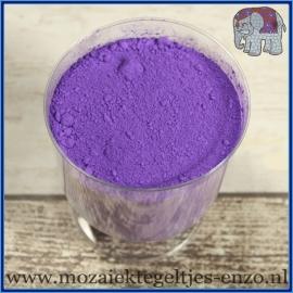 Pigment - per 20 gram - Purple - Kleurstof voor de mozaiek hobby