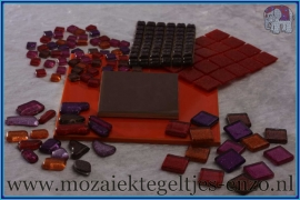 Mozaiek Pakket Rainbow Fire - Pakket 2