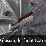 Glassnijder Hout Huur