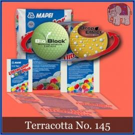 Voegmiddel - Mapei Ultracolor Plus - Binnen en buiten voegsel voor de mozaiek hobby - per 250 gram - Terracotta No. 145