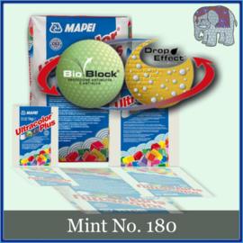 Voegmiddel - Mapei Ultracolor Plus - Binnen en buiten voegsel voor de mozaiek hobby - per 5 kilo - Mint No. 180