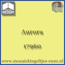 Binnen wandtegel Royal Mosa - Glanzend - 15 x 15 cm - per 44 stuks (1m2)  - Op bestelling - Aurora 17960