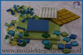Mozaiek Pakket Rainbow Ice - Pakket 1