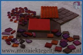 Mozaiek Pakket Rainbow Fire - Pakket 3