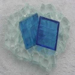 "- Spectrum  2 x 2 cm - ""Turquoise""-""S"""