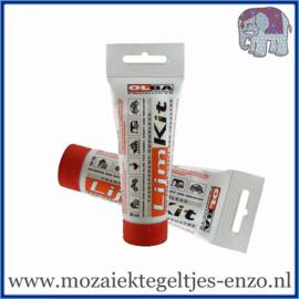 Lijm - Olba - 80 ml - Binnen en buiten lijm voor de mozaiek hobby