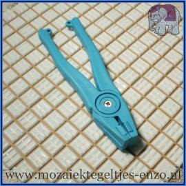 Blue Runner- Mozaiek gereedschap voor plaatglas en spiegels