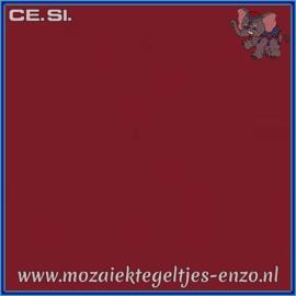 Buiten tegel Cesi - Mat Glanzend - 20 x 20 cm - per 1 stuk  - Op bestelling - Rubino