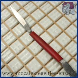 Paleerijzer/Spatel - Mozaiek gereedschap
