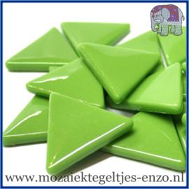 Glasmozaiek steentjes - Art Angles Gewoon - 29 mm - Enkele Kleuren - per 1 kilo - New Green