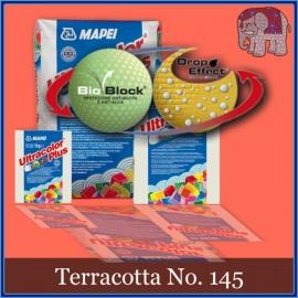 Voegmiddel - Mapei Ultracolor Plus - Binnen en buiten voegsel voor de mozaiek hobby - per 500 gram - Terracotta No. 145