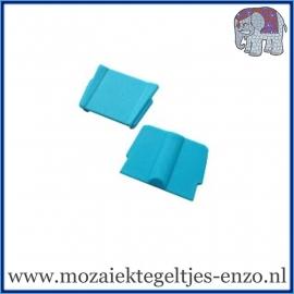 Reserve bekken voor de Blue Runner - Mozaiek gereedschap voor plaatglas en spiegels