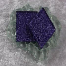 "Glasmozaïek Pearl Sparkle 2,5 x 2,5 cm - Sparkle Purple -""S"""