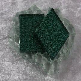 """Glasmozaïek Pearl Sparkle 2,5 x 2,5 cm - Cypress -""""S"""""""